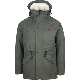 North Bend Prime Parka Men green utility